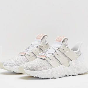 Adidas Prophere Gray Rose Gold Color Way